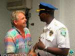 Chief Foy speaks at Rotary East (pic 5)